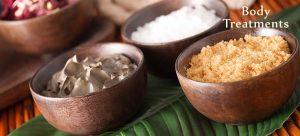 Jivana Green Spa Body Treatments