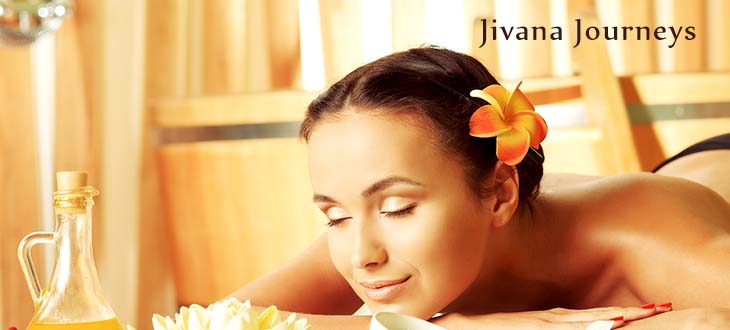 Jivana Journeys - Book one of our exclusive spa packages for the ultimate experience