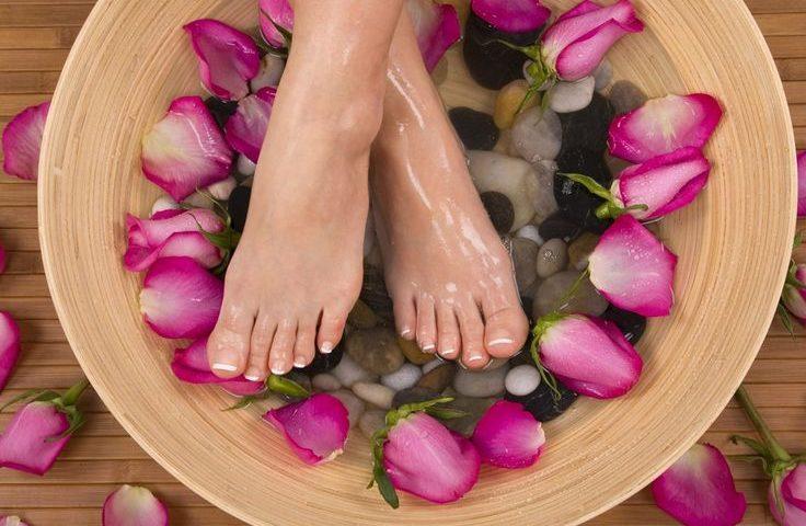 Spa Foot Treatment photo